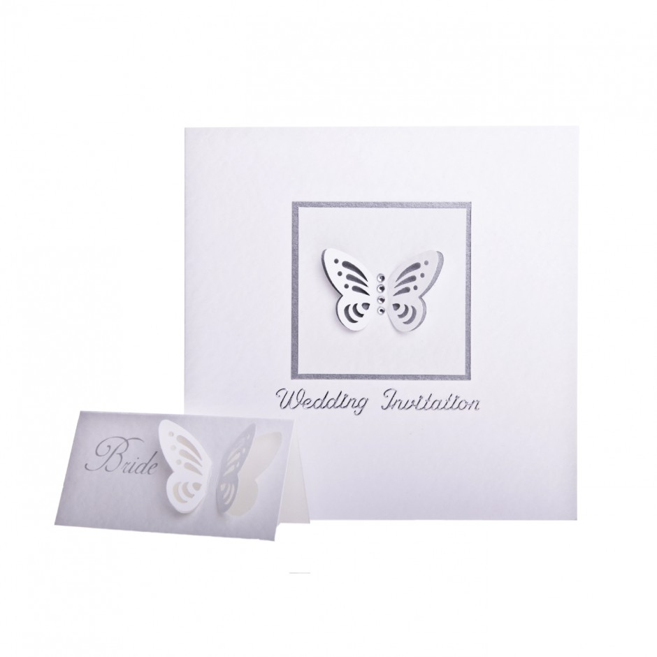 Wedding Invitation 6-01